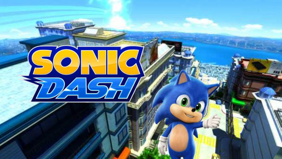 Sonic Dash _Baby Sonic