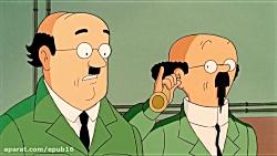 کارتون ماجراجویی: تن تن و میلو فصل 3 قسمت 10