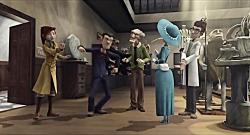 انیمیشن سینمایی (ماموریت کاتماندو) دوبله فارسی