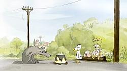 انیمیشن سینمایی (روباه بزرگ بدجنس و داستان های دیگر) دوبله فارسی