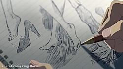انیمیشن سینمایی (باغی از کلمات) دوبله فارسی