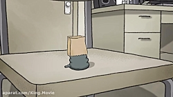 انیمیشن کوتاه (رفتار حیوانات) دوبله فارسی