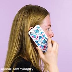 29 ایده جالب برای تزئین قاب موبایل ترفند 4