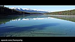 طبیعت غرب کانادا