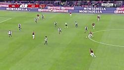 میلان 1 - 1 یوونتوس / نیمه نهایی جام حذفی