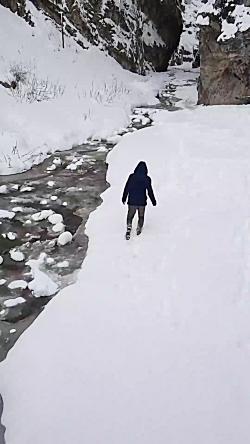 طبیعت # برف