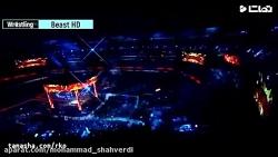 خلاصه مسابقه باتیستا در مقابله تریپل اچ در رسلمنیا 35