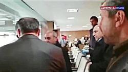 حضور اسکوچیچ در ورزشگاه شهر قدس