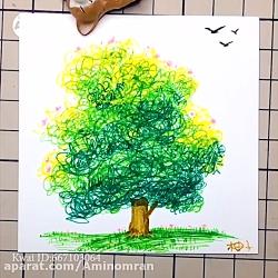 ترفند های فوق العاده برای کشیدن نقاشی و ساخت تابلوهای هنری