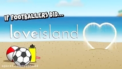 وقت استراحت بازیکنان و تفریح در island