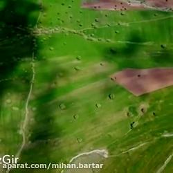 ویدئویی زیبا از طبیعت خیره کننده استان لرستان