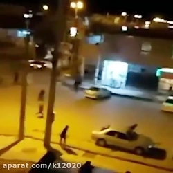 درگیری بین هواداران انتخاباتی در پلدختر