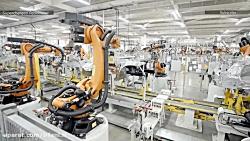 خط تولید BMW X6
