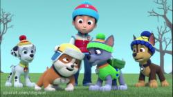انیمیشن سگهای نگهبان -  نمایش عجایب زمستانی هاپوها