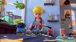 کارتون اسباب بازی های قهرمان - تعمیرکار