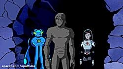 انیمیشن بن تن بیگانه تمام عیار با دوبله فارسی فصل اول قسمت 11