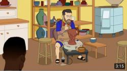 بهترین انیمیشن بازیکنای فوتبال مسی و رونالدو و پوگبا و نیمار و بقیه