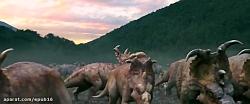 انیمیشن ماجراجویی: هم قدم با دایناسورها - دوبله فارسی