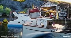 انیمیشن: تندر، قایق نجات  - دوبله فارسی