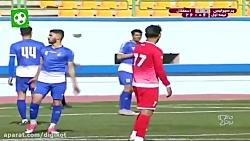 خلاصه بازی امید استقلال 2 - 0 امید پرسپولیس