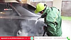 راه اندازی کارواش بخار سیار در سراسر ایران