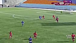 خلاصه بازی امید استقلال 2 - امید پرسپولیس 0  | لیگ برتر فوتبال امید