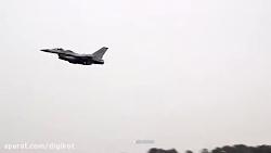 جنرال داینامیکس اف-۱۶ فایتینگ فالکن (General Dynamics F-16 Fighting Falcon)