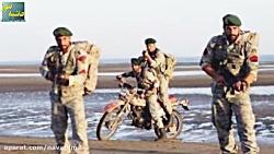 مراحل تبدیل شدن به یک تکاور خارق العاده در ارتش ایران!