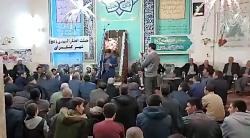 حاج بهزاد  حسنی مولودی حضرت  زهرا  ۹۸ شهرستان مرند