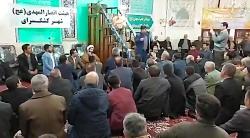 حاج بهزاد  حسنی اهری  مولودی  حضرت زهرا  شهرستان مرند