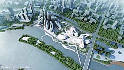 مرکز بین المللی فرهنگ و هنر Changsha Meixihu