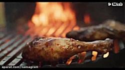 بهترین روش درست کردن مرغ باربیکیو