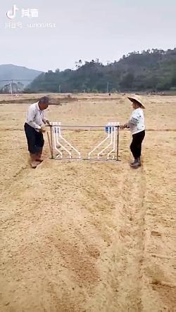 روشی برای پاشیدن بذر