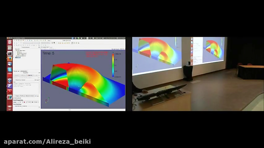 Introduction to OpenFOAM- A User View -Part 5