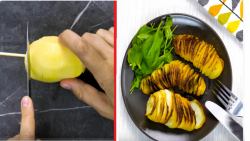 غذاهاش خوشمزه و راحتی که با سیب زمینی میشه درست کرد