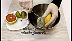 گرفتن بوی بد ماهی یا بوی زهم ماهی (نیلوفر فروزش)
