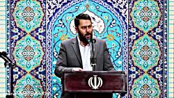 شعر خوانی احمد بابایی محضر رهبر معظم انقلاب98/11/26