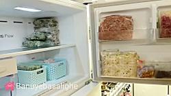 چطور یخچال مرتبی داشته باشیم + ایده هایی برای نظافت و رفع بوی بد یخچال