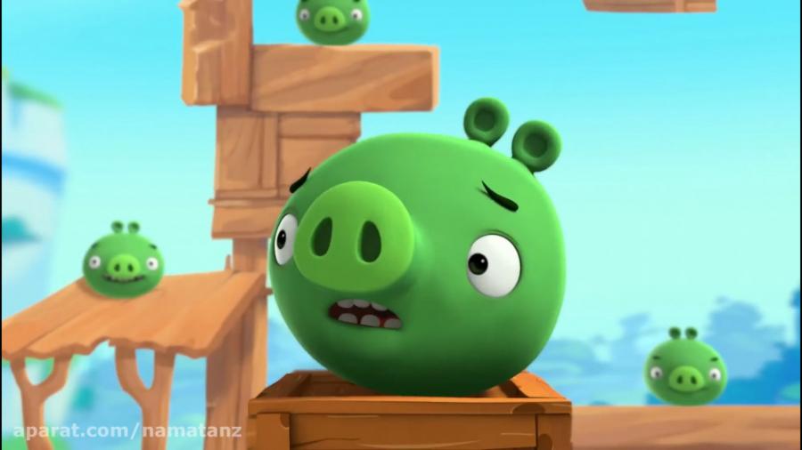 انیمیشن Angry Birds Slingshot Stories فصل 1 قسمت ۵