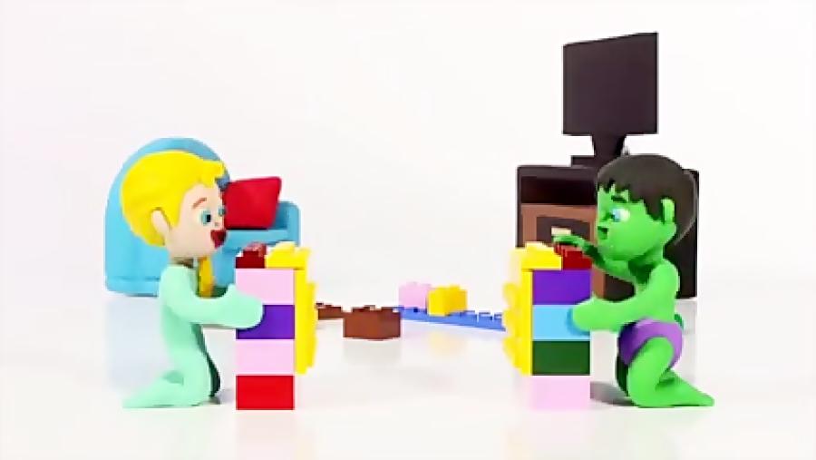 کارتون السا و انا پری دریایی
