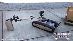ربات تانک HD2