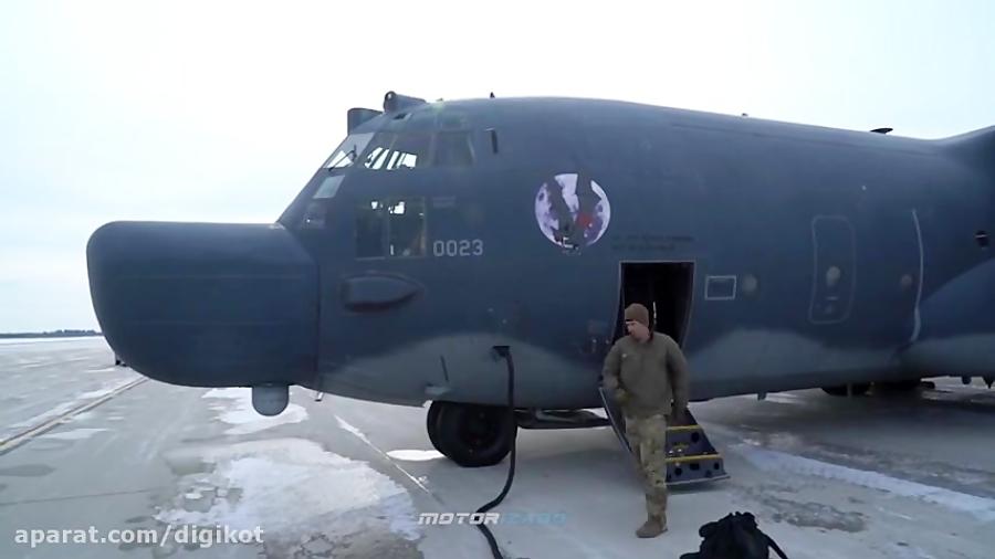 هواپیمای بل بوئینگ وی-۲۲ آسپری و لاکهید امسی-۱۳۰