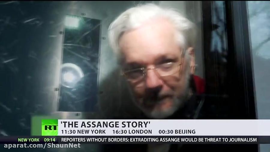 احتمال استرداد جولیان آسانژ به دولت آمریکا قوت گرفته است