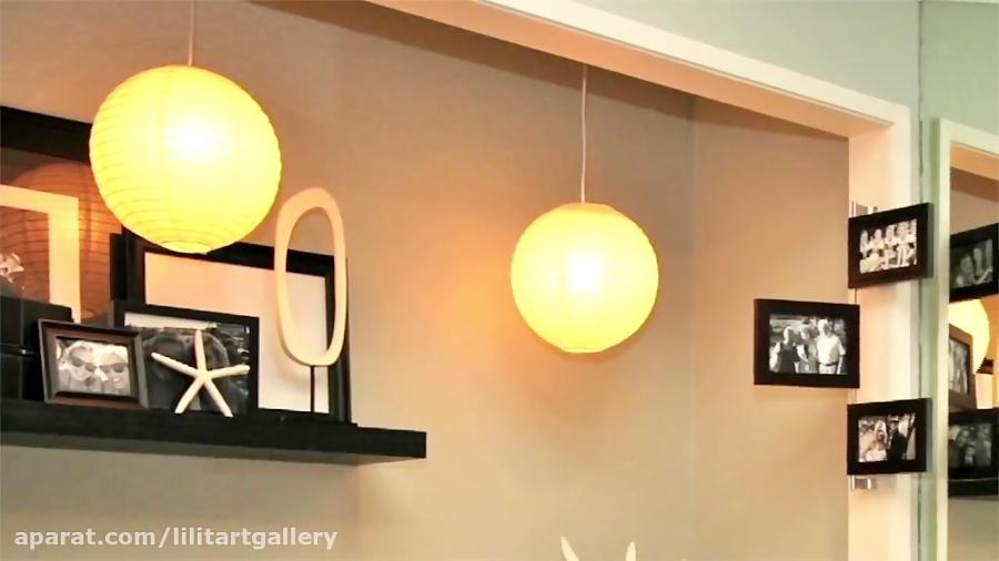 طراحی داخلی تزئین یک اتاق خواب کوچک در آپارتمان کوچک