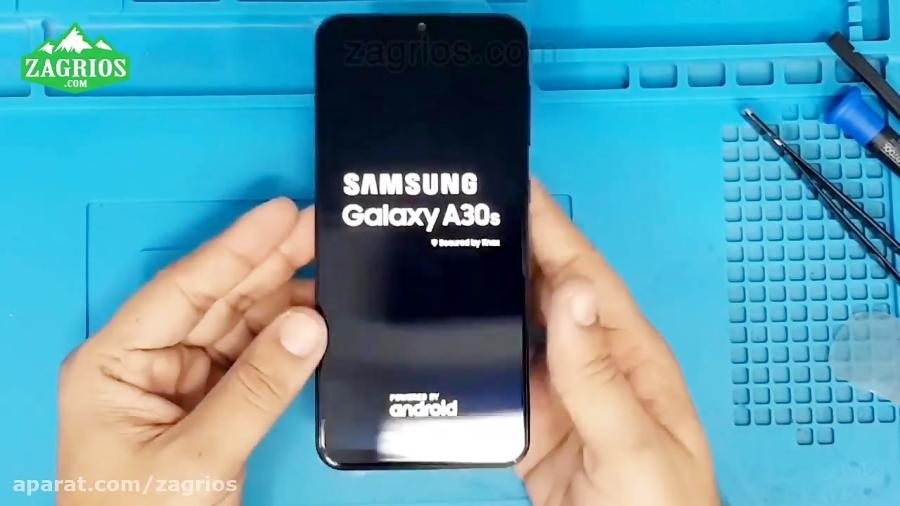 قطعات داخلی موبایل Samsung Galaxy A30s - زاگریوس
