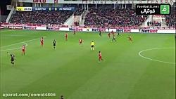 خلاصه بازی موناکو 1-1 دیژون
