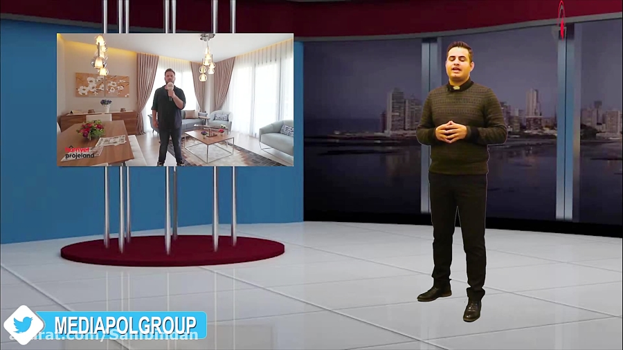 معرفی پروژه های مسکونی در استانبول ترکیه