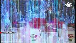 """ترانه """" پرواز """" با صدای آقای مجید اخشابی - شیراز"""