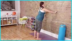 آماده شدن بدن برای زایمان طبیعی با تمرینات یوگا
