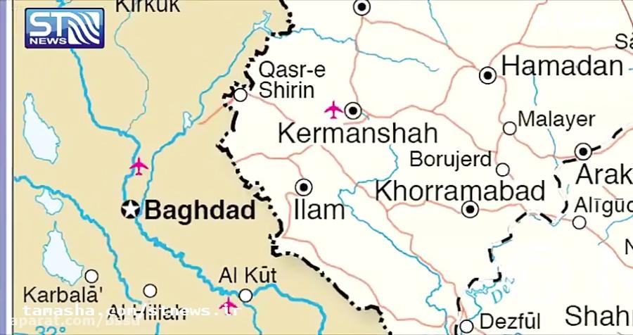 جزئیات حمله موشکی سپاه پاسداران به پایگاه نظامی آمریکا در عراق78